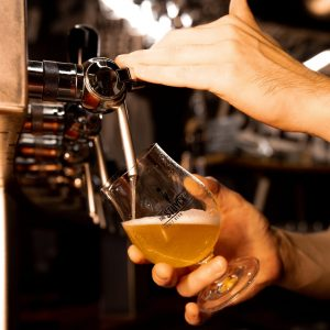 Cerveza Entrantes